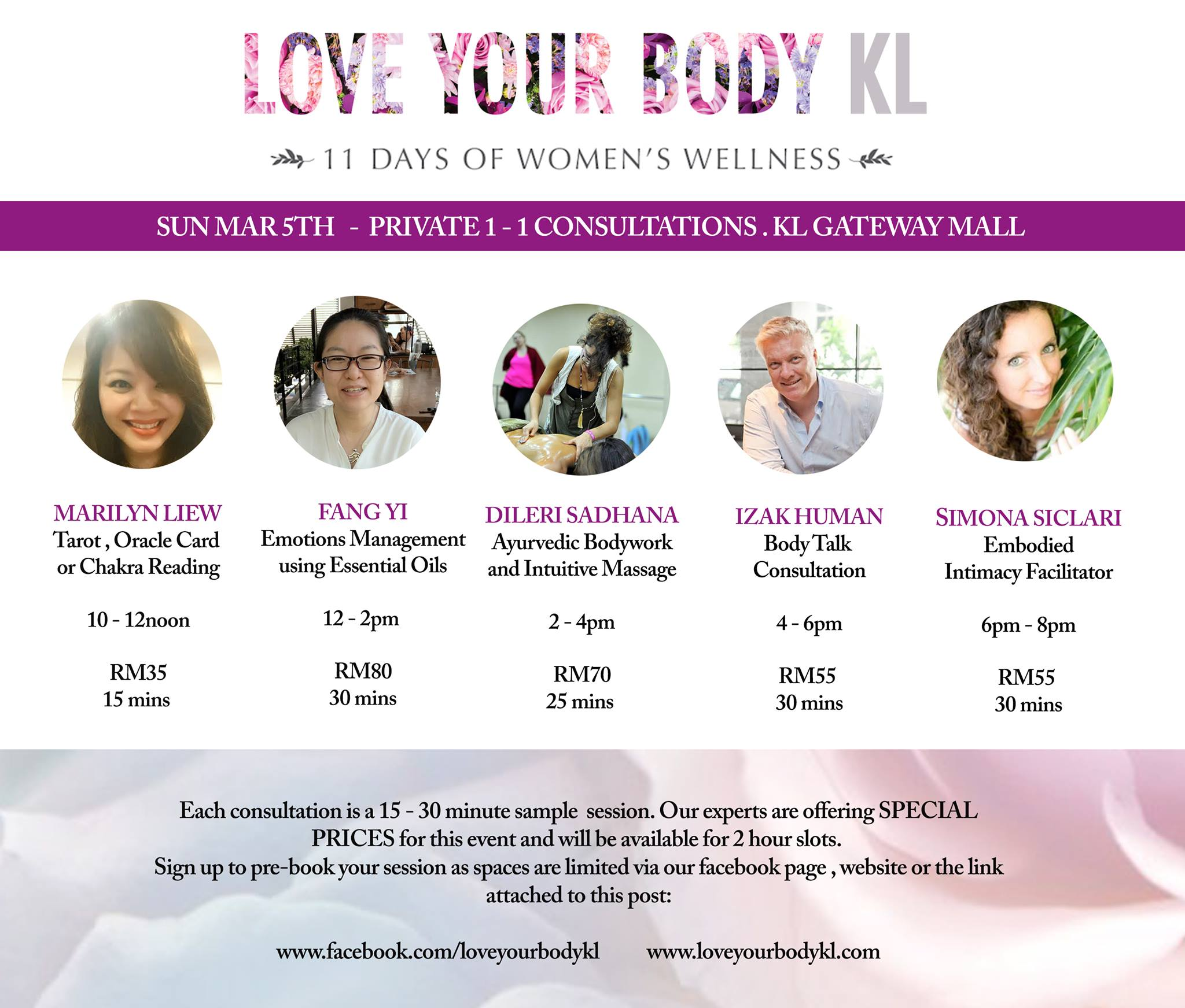 Love Your Body KL – Malaysia
