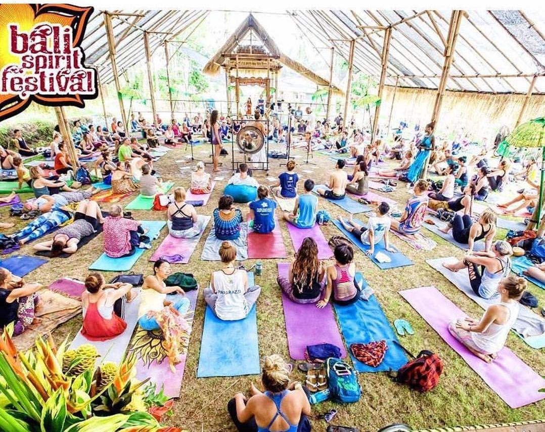 BALI SPIRIT FESTIVAL 2017