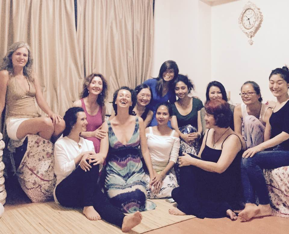 Intimate Surrender to the Feminine – Singapore